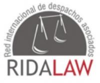 RIDA LAW. Red internacional de despachos asociados.