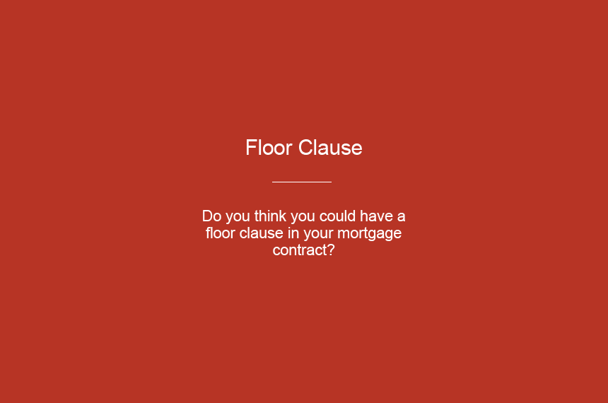 floor-clause